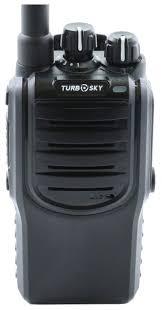 портативной рации turbosky t6