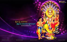 Lakshmi Narasimha HD Wallpapers Free ...