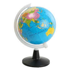 world globe on stand. 8.5cm Plastic Mini World Globe Atlas Map Geography Educational Toys For Children Kids Gift In English Home Office Decoration-in Math From On Stand