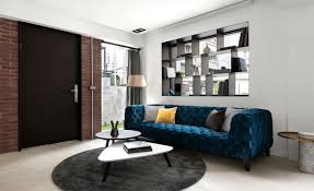 cozy home office. On The First Floor Are Located Cozy Living Room Premises In An Open Plan Layout \u2013 Full Of Light And Furnished With Modern Design Furniture- Big, Home Office
