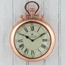 stopwatch wall clock copper stopwatch wall clock giant stopwatch wall clock