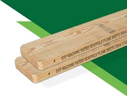 Southern Yellow Pine Scaffolding Boards Load Values