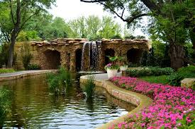 visit the dallas arboretum this month for a blooming good time