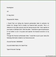 20 Authorization Letter Format Examples Pdf Examples