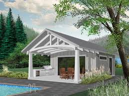 51 best Pool House Plans images on Pinterest Houses with pools