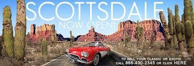 Gateway Classic Cars of Scottsdale NOW OPEN - Arizona Auto Scene