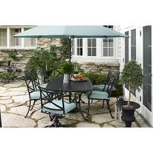 Smith & Hawken Edinborough Metal Patio Furniture Collection