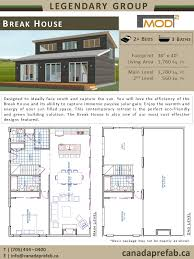 break house floor plan