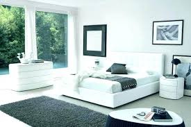 Modern White Italian Furniture White Furniture White Color Bedroom Set With High Headboard Bed White Furniture Italian White Lacquer Dining Table Lewa Childrens Home White Italian Furniture White Furniture White Color Bedroom Set With