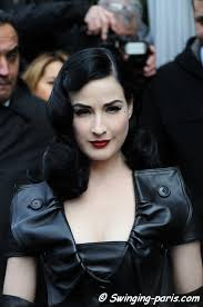 dita s makeup is always immaculate she also makes the most of her beautiful pale plexion so protect your skin from the sun if you have pale skin like