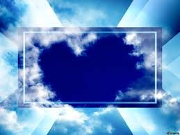 Clouds Design Download Free Picture Heart From Clouds Design Banner Template On Cc