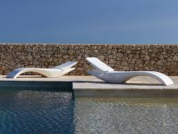 Recliner Poleasy® sun lounger ZOE By Myyour design MoreDesign