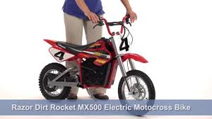 Razor Mx500 36 Volt Dirt Rocket Toys R Us