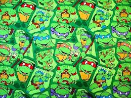 s full size ninja turtle bedding teenage mutant ding room