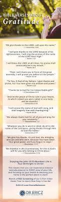35 Bible Verses About Gratitude