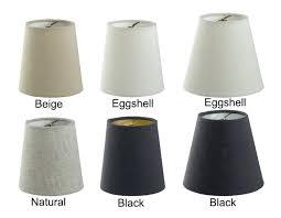 chandelier shade mini empire linen e antique lighting ideas shades clip on lamp uk