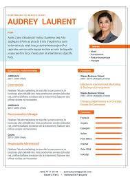 Resume Modern E 8 Cv Moderne Exemple Tchoups Market
