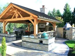 outdoor kitchen designs with pool outdoor kitchen designs plans pool and small kitchens ideas awesome
