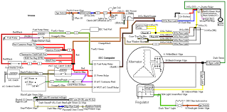 93 mustang wiring diagram wirdig wiring mustang faq wiring amp engine info everyone should bookmark