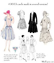 1920 Dress Patterns Best Design Inspiration