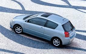 TOYOTA Corolla 3 Doors specs - 2002, 2003, 2004 - autoevolution