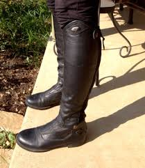 Mini Review Tuffrider Sport Dress Boots