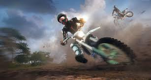 Motocross Game Digital Poster Hd Wallpaper Wallpaper Flare