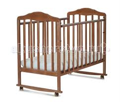 Детская кроватка <b>СКВ</b> Компани <b>Березка</b> 12011 качалка ...