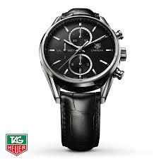 jared tag heuer men s watch carrera chronograph car2110 fc6266 hover to zoom