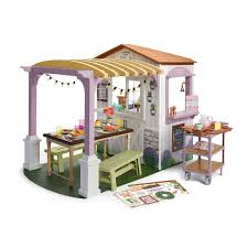 American Girl Blaire Wilsons Farm To Table Restaurant Furniture