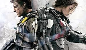 EDGE OF TOMORROW | BLU RAY REVIEW & GIVEAWAY | Salty Popcorn