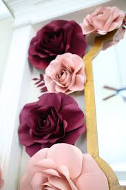 Paper Flower Photo Booth Backdrop 12 Places To Use A Paper Flower Backdrop Cameron Proffitt