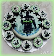 call of duty cake Lynette Brandl