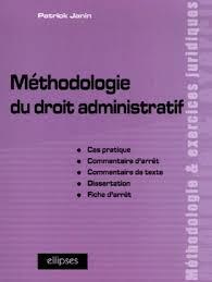 Sujets dissertation droit administratif