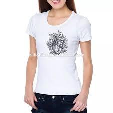 Women <b>Pure</b> Cotton T Shirt <b>Fashion Clothes</b> White Short Sleeve ...