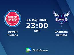 Detroit Pistons Charlotte Hornets live ...