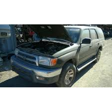 Used 2000 Toyota 4Runner Parts Car - Green with Brown interior, 4 ...
