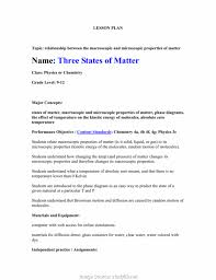 High School Physics Lesson Plan Template Physics Lesson Plan And
