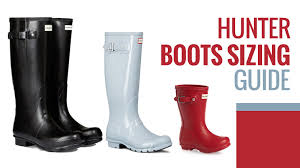 Hunter Shoe Size Chart Hunter Boots Sizing Guide Do They Come Up Small Updated