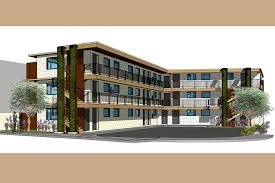 Small Apartment Building Design Inexpensive Modern Apartment - Modern apartment building elevations
