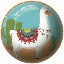 Мяч Лама 23 см <b>Unice</b> — купить в Москве в интернет-магазине ...
