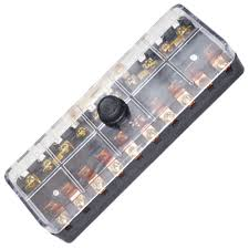 bhagwati auto industries push pull toggle switch head light fuse box tata 10 pole clipe type