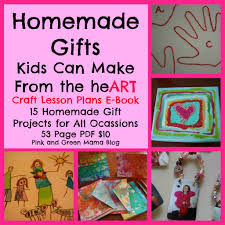Diy Christmas Gifts For Pas  Christmas Gift IdeasHomemade Christmas Gifts That Kids Can Make