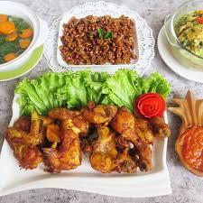 Jenis ayam goreng tradisional dan ayam goreng tepung jadi favorit mereka. Berbagiresep Ayam Instagram Posts Gramho Com