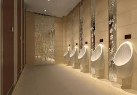office bathroom design. Agreeable Restroom Design Mall Public Male Toilet Interior | Office Bathroom