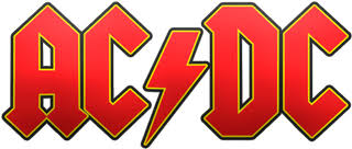 AC/DC Logo Shirt: Music T-Shirts