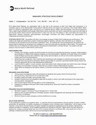 Examples Of Objectives For Resumes Fresh Examples Job Resume