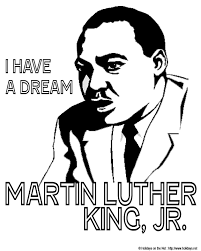 Small Picture Martin Luther King Jr Day Coloring Pictures Holidaysnet