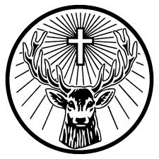 Jägermeister logo Decal model 2