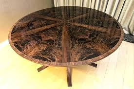 expanding round dining table rotating expandable table expanding round dining table walnut dining table expanding round expanding round dining table